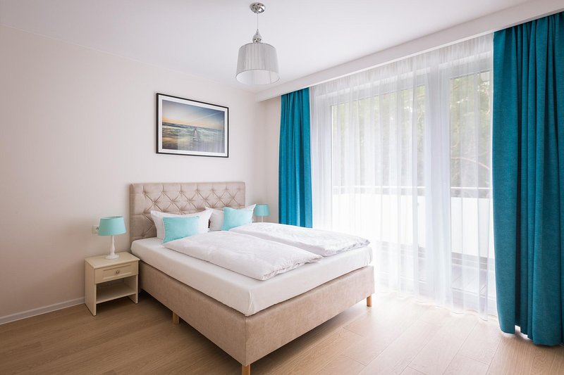 Ava Apartments, holiday rental in Mrzezyno