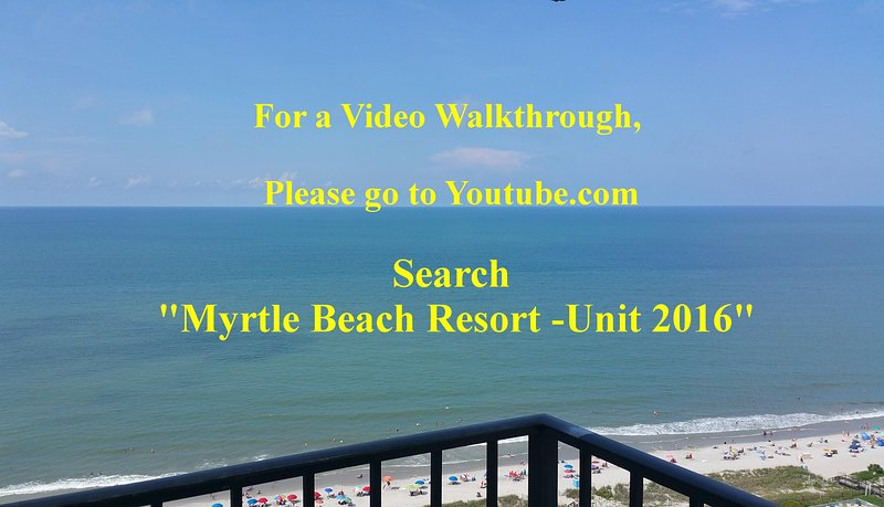 Ocean Condo Clean 2bd Renovated The View Updated