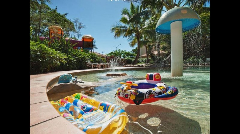 Turtle Beach Resort - The best family resort, vacation rental in Burleigh Waters