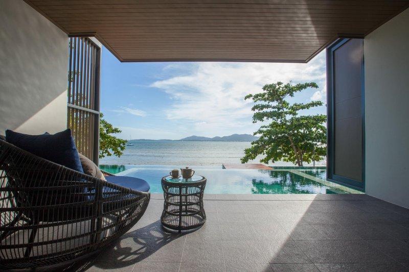 My Beach Resort Phuket (Private Pool beach front), casa vacanza a Cape Panwa