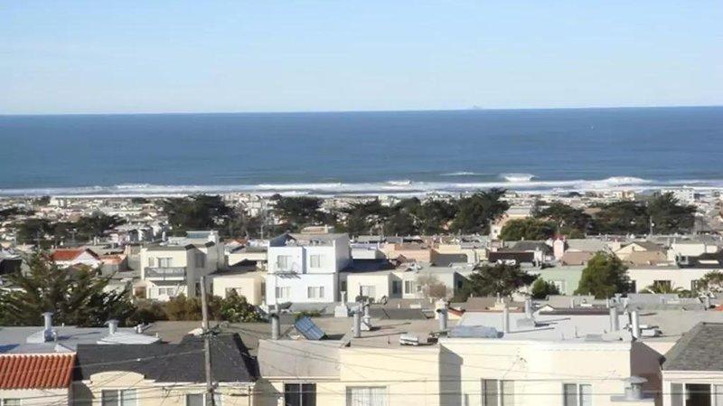 Vista da appartamento