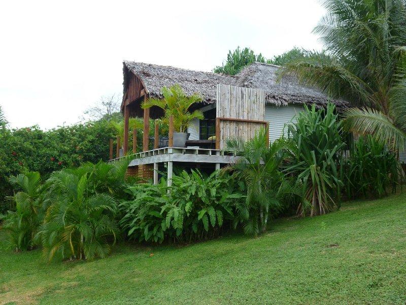 Extérieur du Cottage