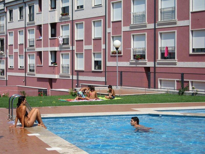 Urbanización Residencial Portonovo, holiday rental in Portonovo