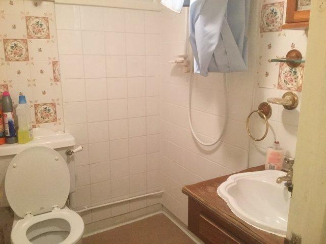 Chalet de 58, cuarto de baño