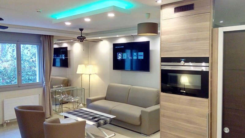 Apart-Hotel Netflix, Tv 65'', wifi, Bluetooth