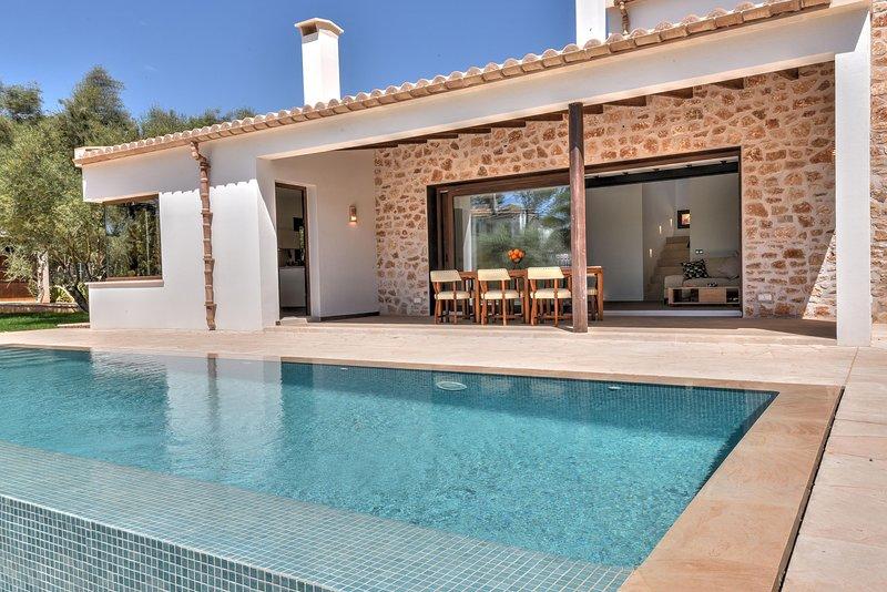 AKTUALISIERT: 2019 - Chalet, modern 3 bedrooms villa with ...