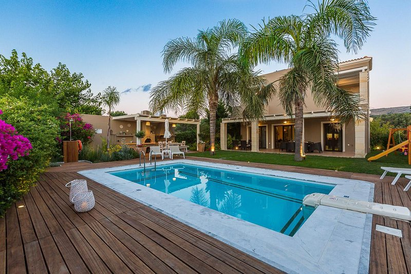 Villa Marina boasts a 30 m2 private swimming pool!