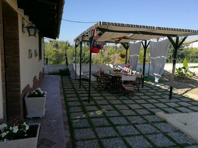 ymoshy's house, casa vacanza a Capo Negro