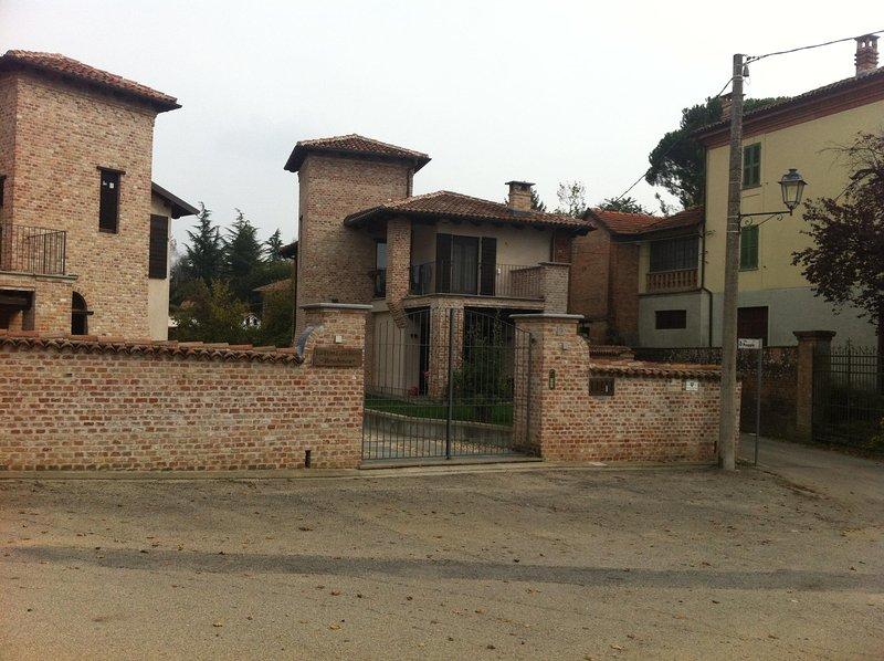 Residenze da sogno nel Monferrato-Antichi Borghi, holiday rental in Gamalero