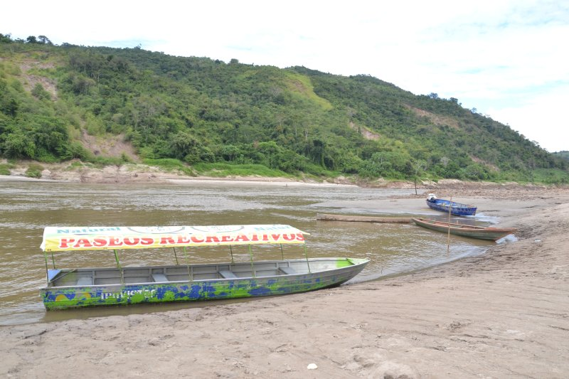 Rio where water sports are practiced fully close the accommodation