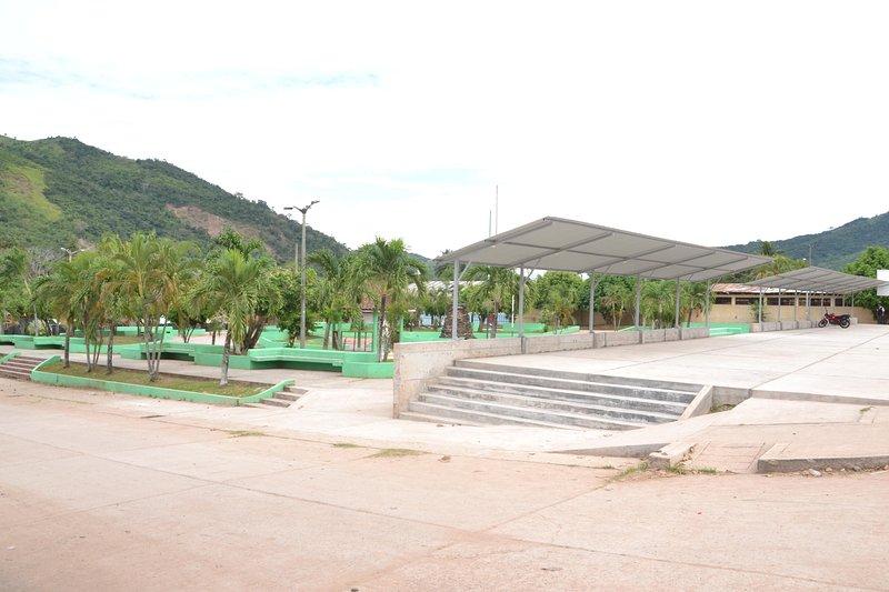 central square Shapaja