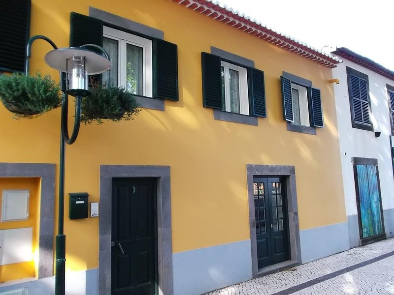 Casa dos Plátanos, holiday rental in Canical