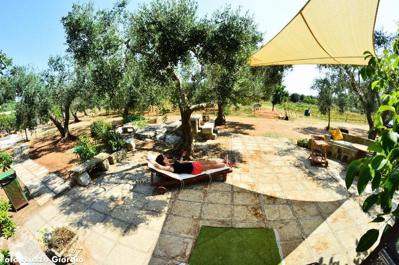 Pajara Salentina di Raffaele, holiday rental in Castiglione d'Otranto