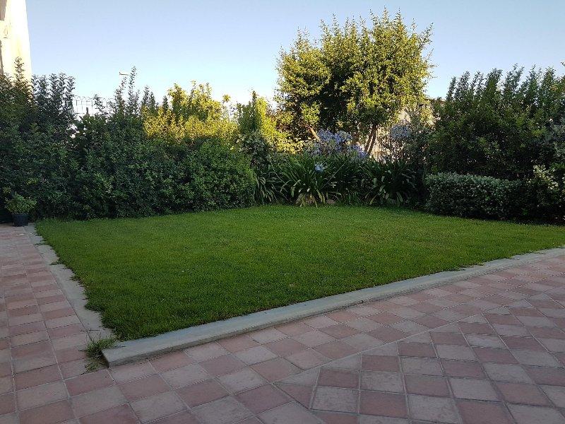Garten Südeingang