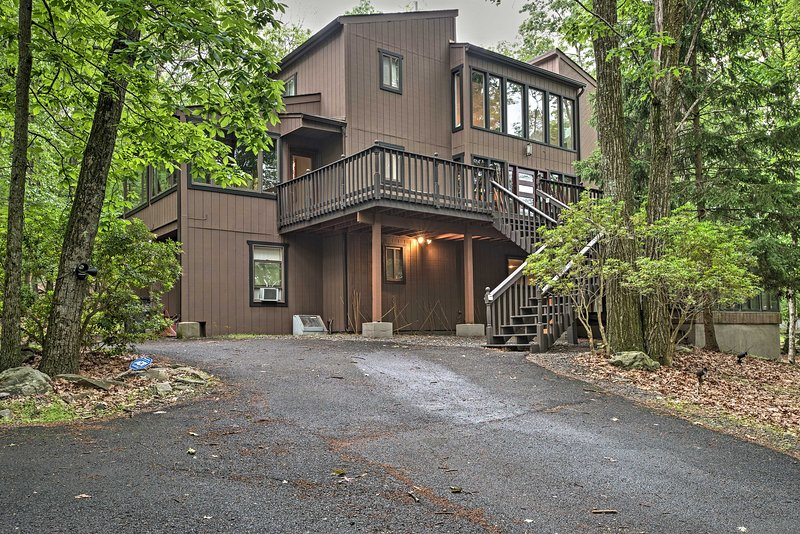 Serene Luxurious East Stroudsburg Home Near Lake Updated 2019