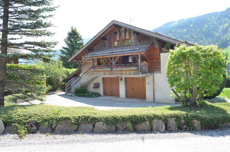 le Chalet du Renard, holiday rental in Flumet