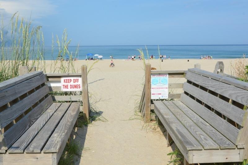 Strand / Dune ingang