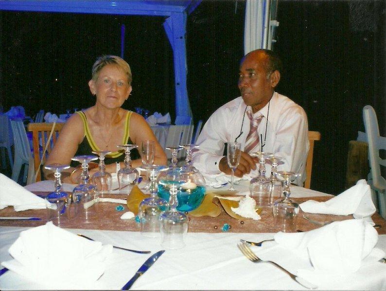 Josiane & Paul Alain  Atemoya