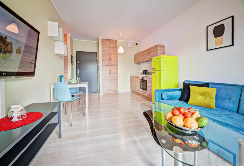 Apartament Homely Place Rainbow Poznań, casa vacanza a Greater Poland Province