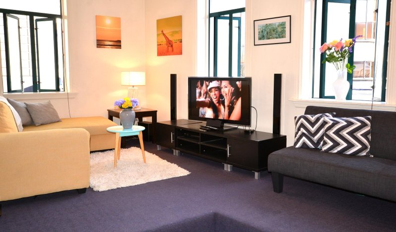 SUNNY CITY CBD APARTMENT, location de vacances à Gisborne Region