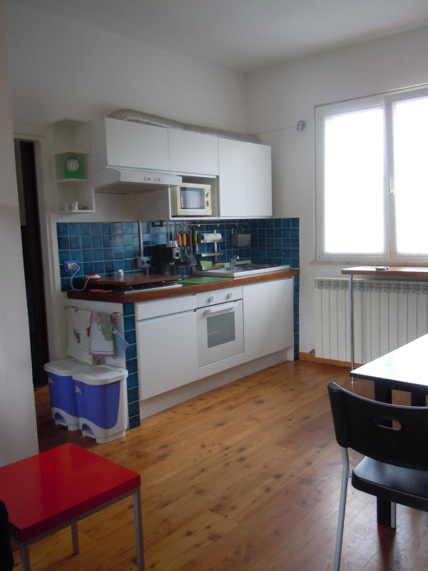 Open Plan Kitchen-Diner with table and 4 chairs