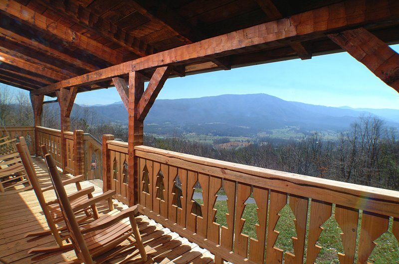 Eagle's Lodge, vacation rental in Sevierville