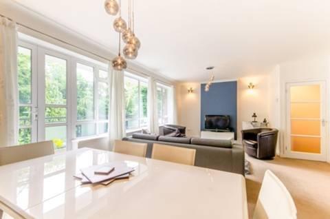 Elegant Arboretum Apartment, Ferienwohnung in North Finchley
