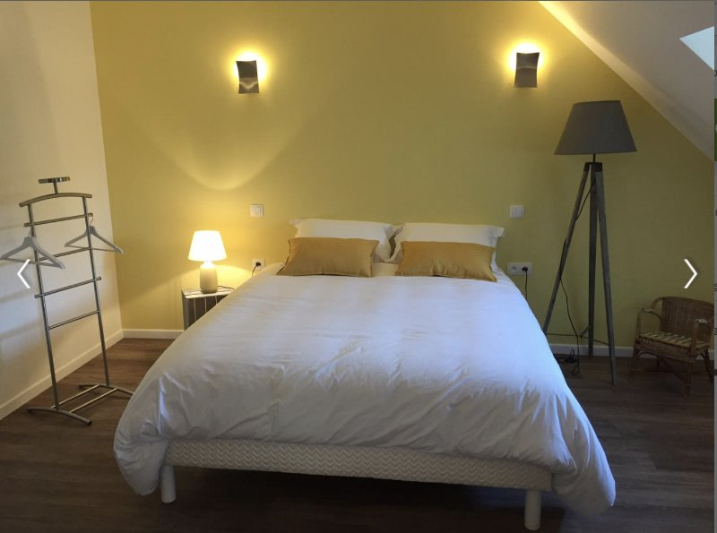 La Loubertine Chambre Chardonnay, holiday rental in Seurre