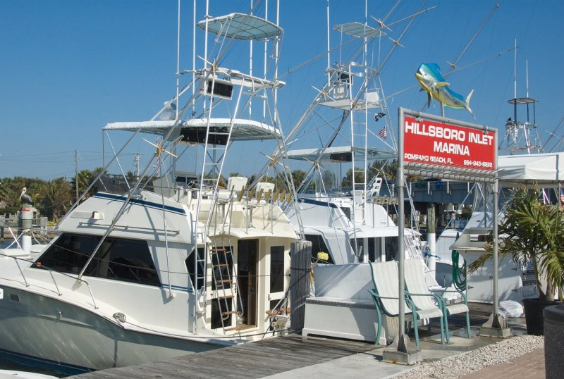 Pompano Beach is South Florida's saltwater fishing and diving capital.