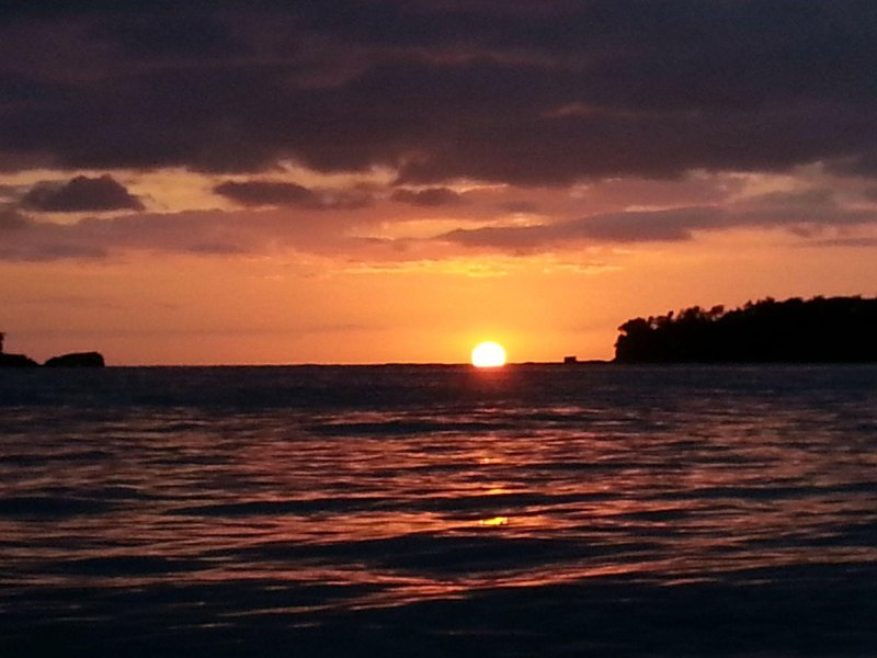 Sunrise on Jervis Bay