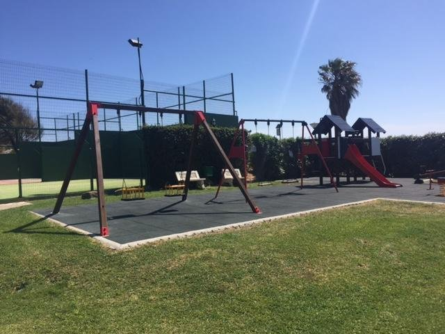 Play ground in the community