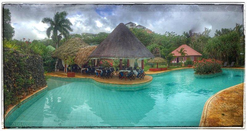 LAS PUERTAS DEL PARAISO, holiday rental in Maria Trinidad Sanchez Province