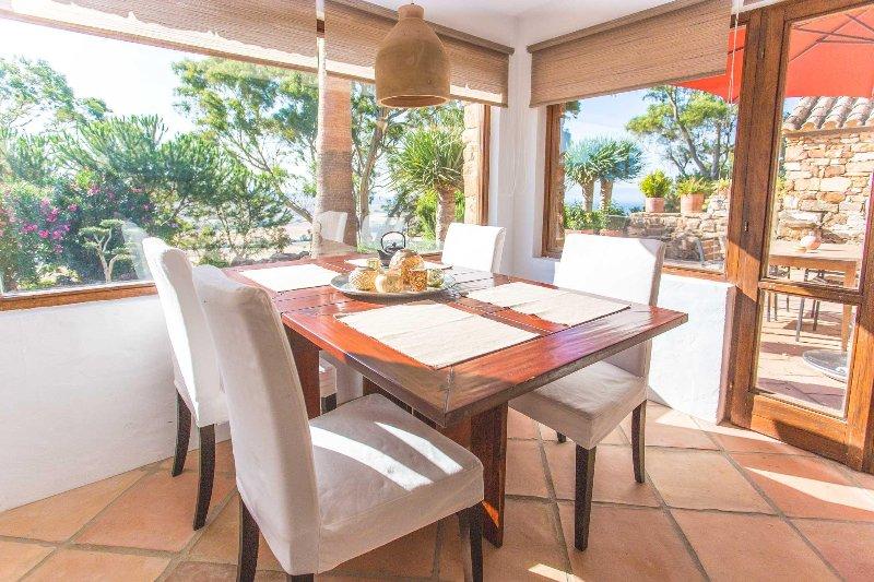 Dining area Suite Wind