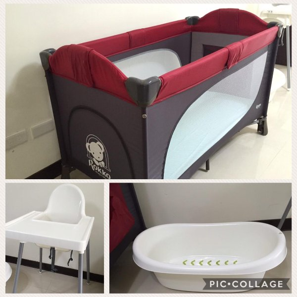 Baby bed Xtra 50USD per visit