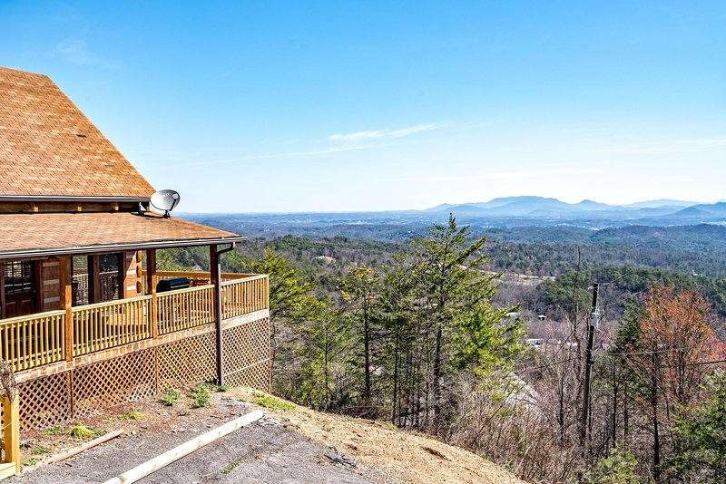Ooh Myy, holiday rental in Sevierville