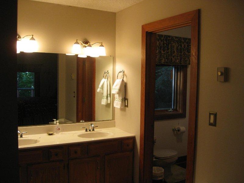 begane grond master badkamer