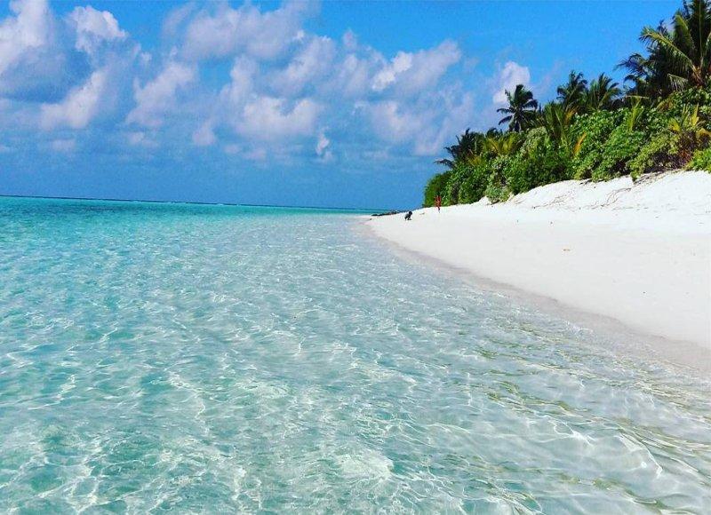 VELI THODDOO INN MALDIVE - SPIAGGIA