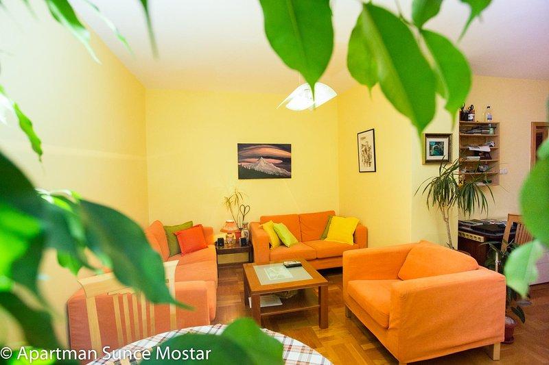 Sun Apartment  Mostar, casa vacanza a Siroki Brijeg