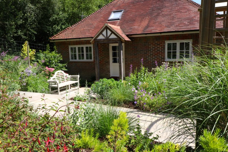 Deerkeepers cottage -  2 bedroom luxurious contemporary rural retreat, location de vacances à Balcombe