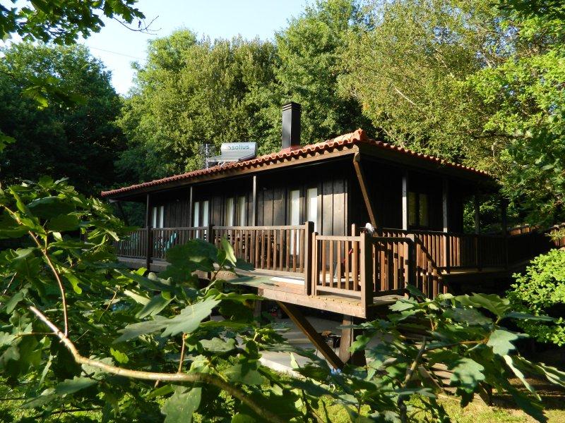Tree house, location de vacances à Arcos de Valdevez