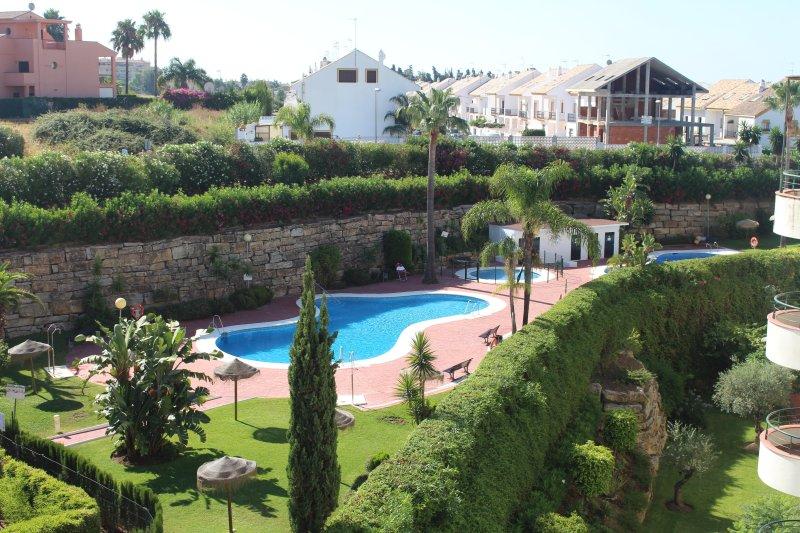 Apartamento para alquiler vacacional o de corta temporada situado en marbella san pedro de - Alquiler vacacional en marbella ...