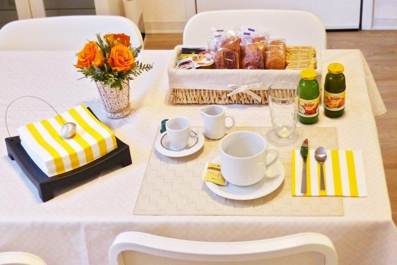 Bom pequeno-almoço! ...