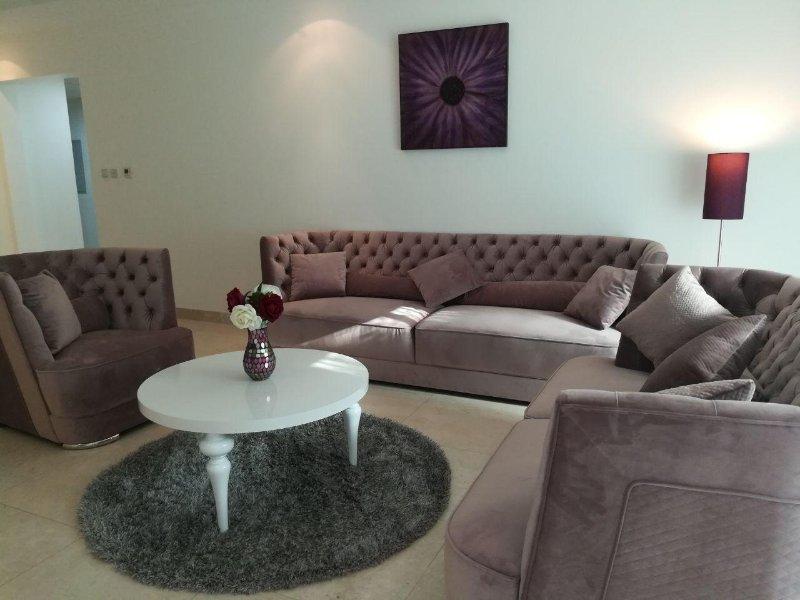 Rihanna's residence, holiday rental in Seeb