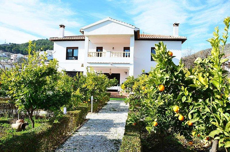 Villa Rural Parador del Silo, holiday rental in Niguelas