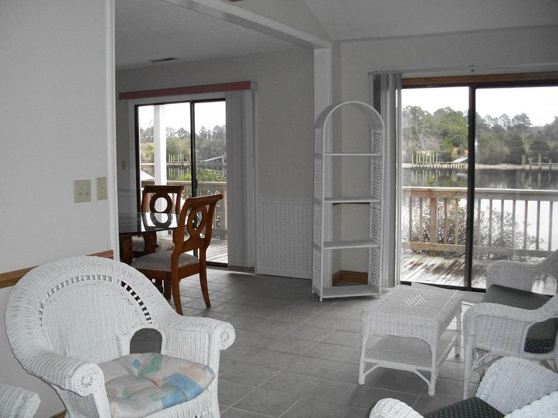 View of sun room