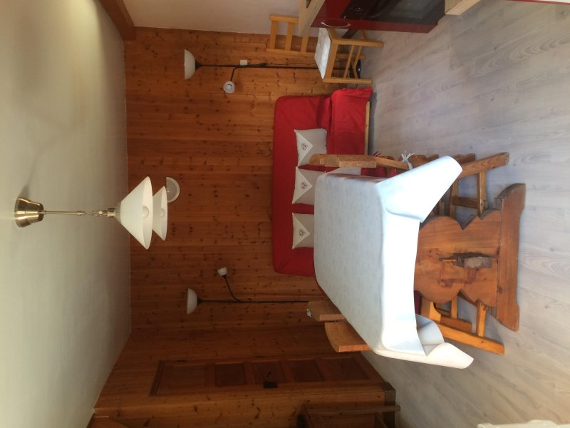 Apartment T1 Chalet in Courchevel