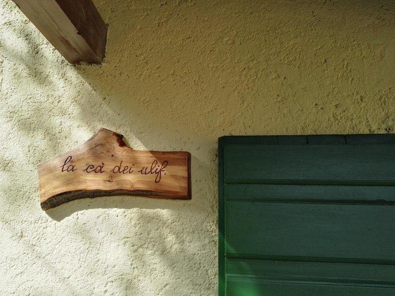 Casa vacanze La cà dei ulif - 017074-CNI-00048, holiday rental in Gardone Riviera