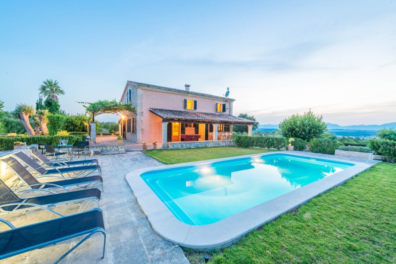 SA BASSA  - Villa for 6 people in ARIANY, vacation rental in Sant Joan