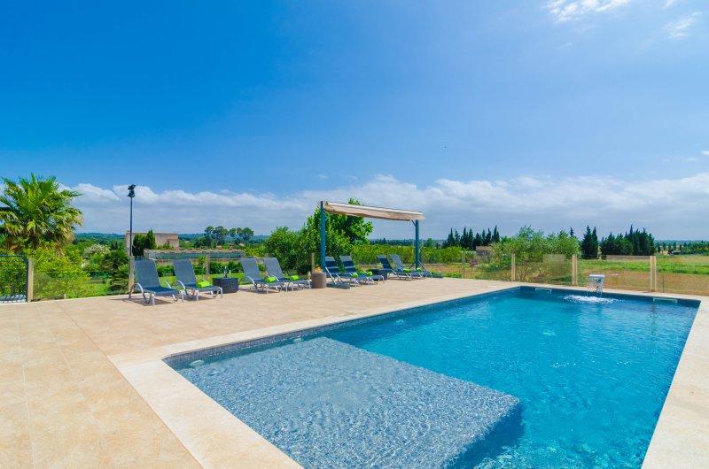 SON SASTRE  - Villa for 8 people in Muro, holiday rental in Muro
