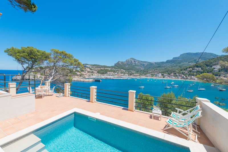 CAN BIRI - Villa for 10 people in Port de Sóller, vacation rental in Soller